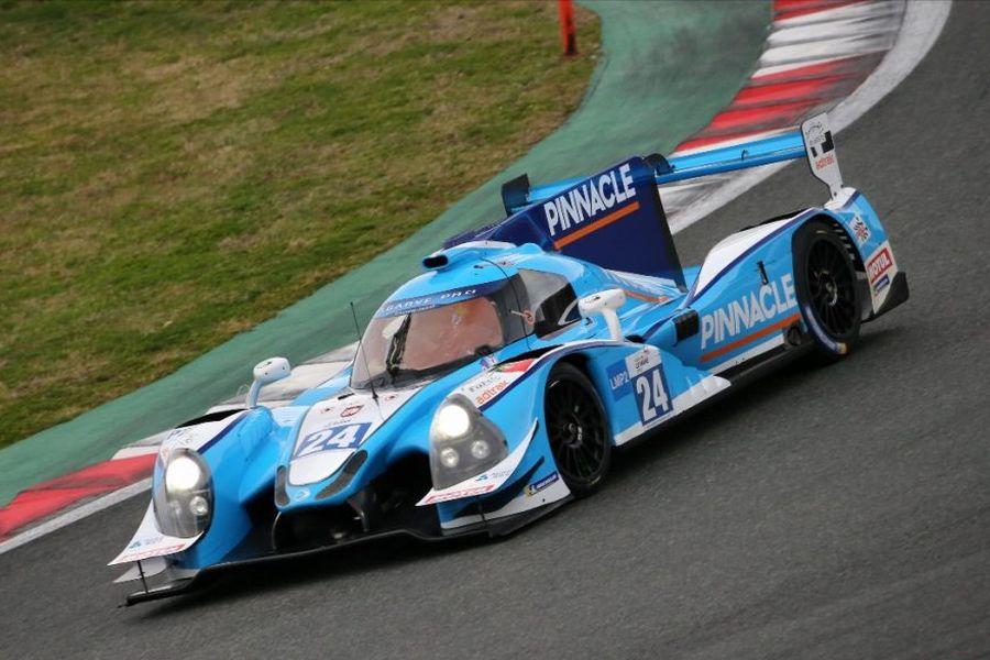 Algarve Pro Racing's #24 Ligier LMP2 prototype