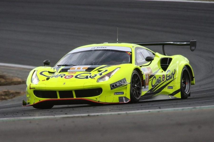 Asian Le Mans Series Fuji CarGuy Ferrari