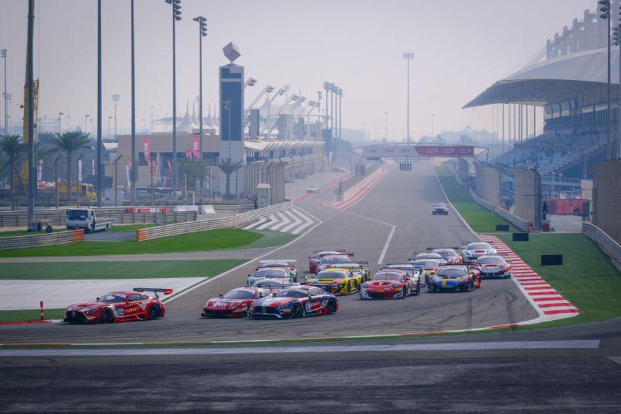 FIA GT Nations Cup Bahrain International Circuit