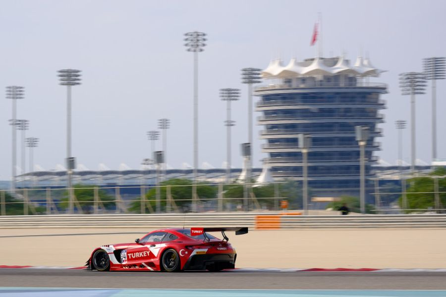 Salih Yoluc and Ayhancan Güven are the winners of the inaugural FIA GT Nations Cup