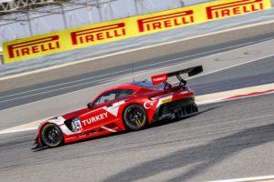 FIA GT Nations Cup Turkey Mercedes