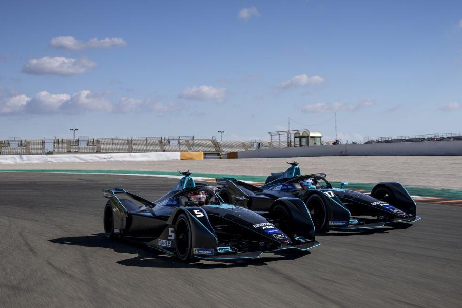 FIA Formula E Championship, HWA