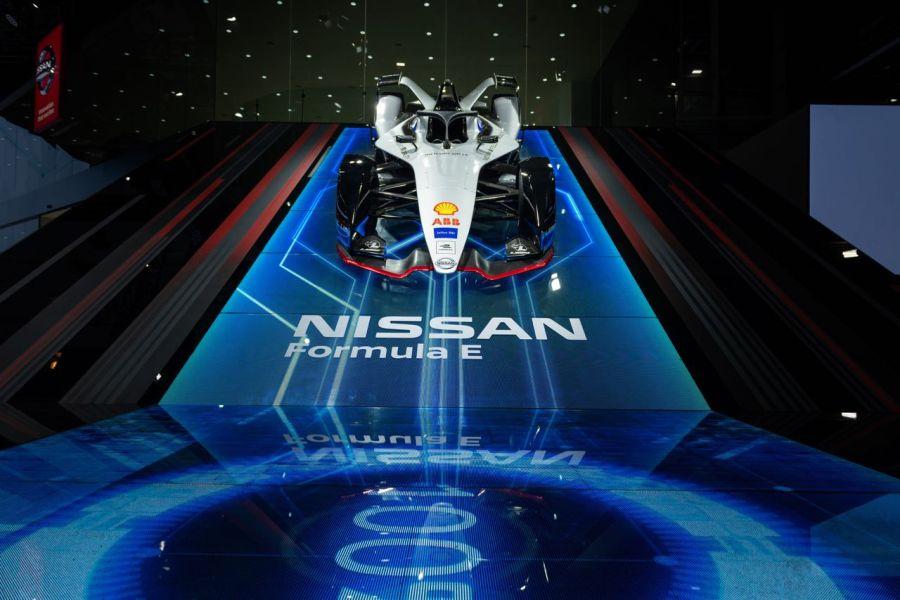 Formula E Nissan 2