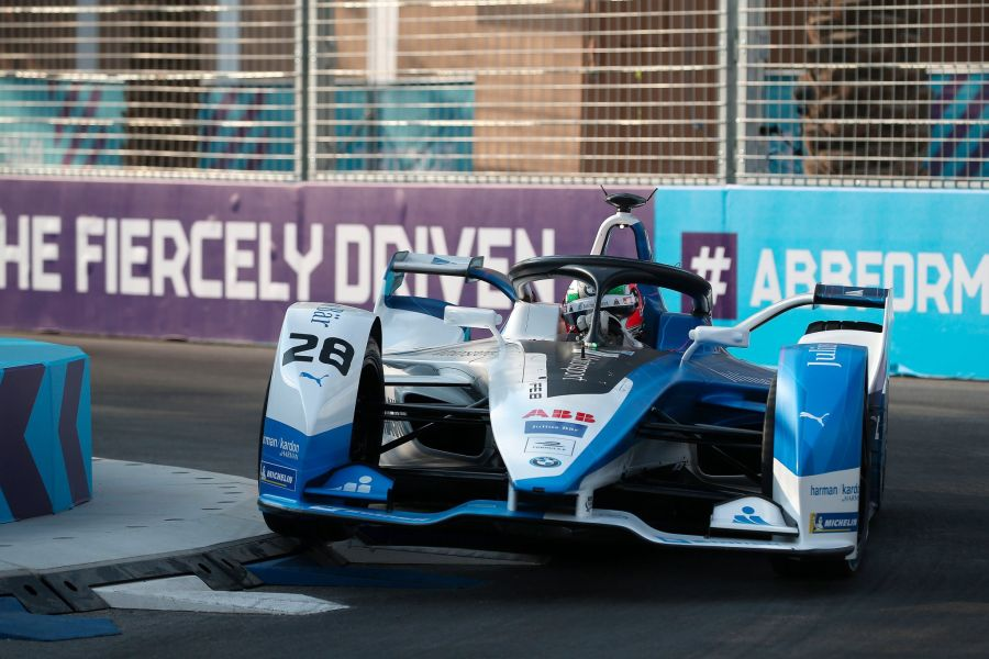 Formula E Ad Diriyah ePrix Antonio Felix da Costa