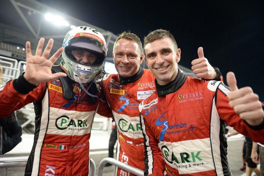 Gulf 12 Hours winners