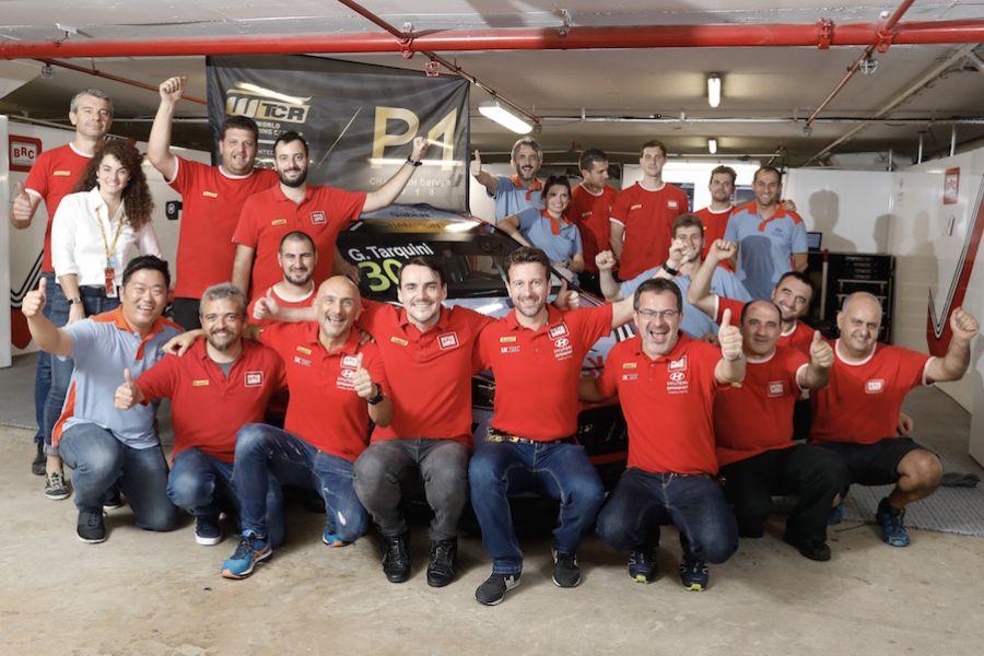 Hyundai Motorsport, BRC Racing Team, WTCR FIA World Touring Car Cup