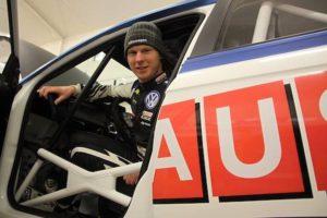 Johan Kristoffersson Volkswagen Motorsport