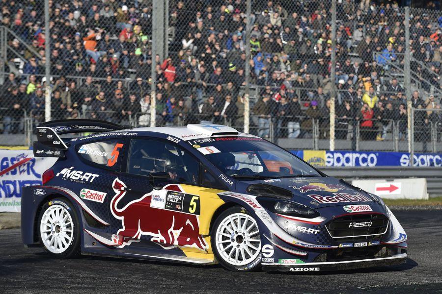 Monza Rally Show Teemu Suninen