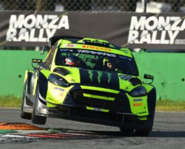 Monza Rally Show: Seventh victory for Valentino Rossi