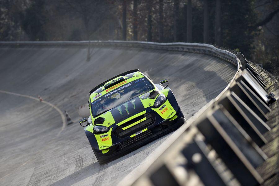 Monza Rally Show Valentino Rossi 3