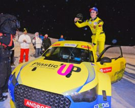 Trophee Andros: Historic victory for electric car in Elite Pro class