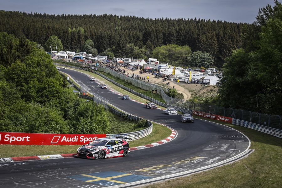 WTCR Nurburgring Nordschleife