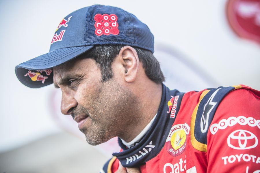 Nasser Al-Attiyah, 2019 Dakar Rally