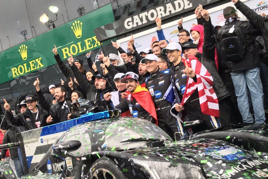 2019 Rolex 24 Daytona winners