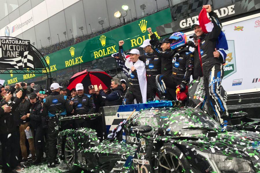 2019 Rolex 24 winners