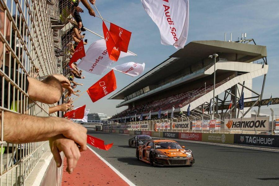 24h Dubai, Car Collection Motorsport Audi