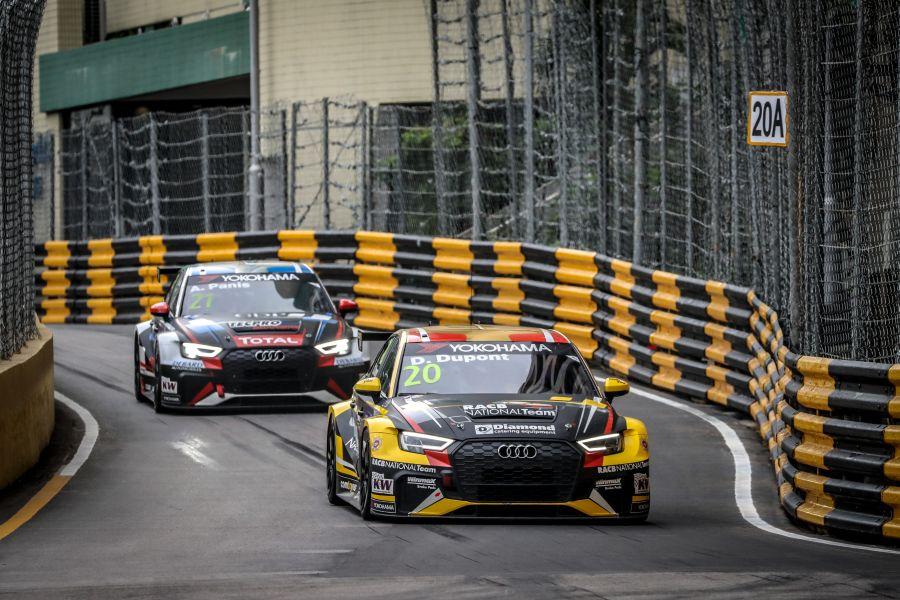 Audi RS 3LMS, Macau WTCR
