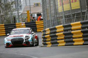 Audi RS3 LMS, Jean-Karl Vernay