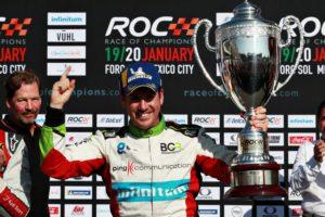 2019 ROC winner Benito Guerra