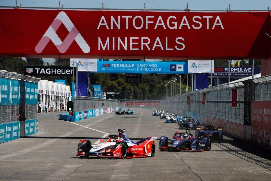 Formula E, Santiago ePrix
