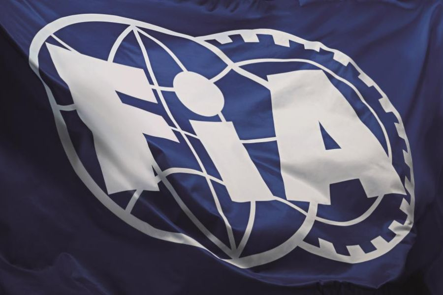 FIA Flag logo