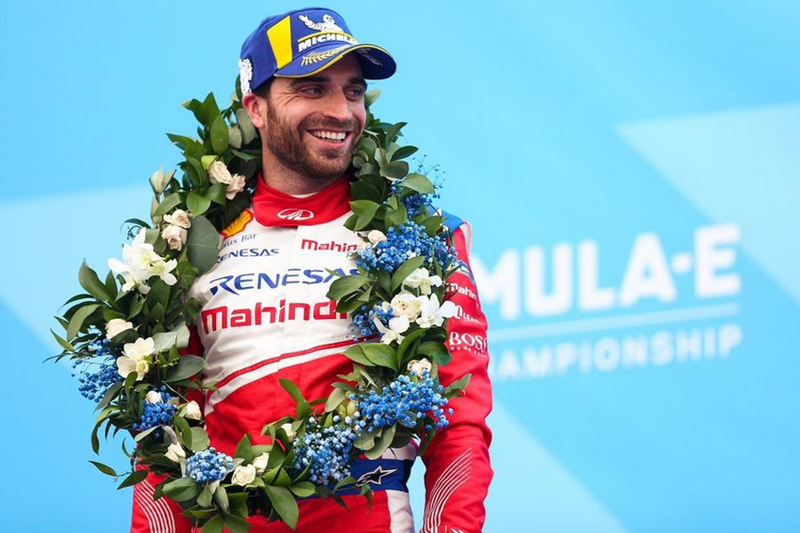 Jerome d'Ambrosio Formula E Marrakesh