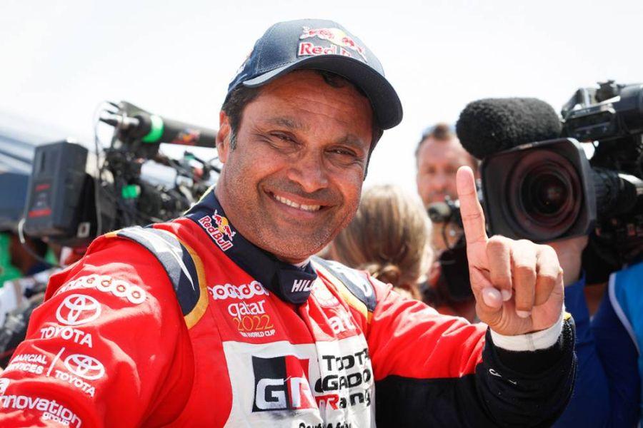 2019 Dakar Rally, Nasser Al Attiyah