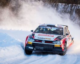 European rally weekend: Maiden victory for Oliver Solberg