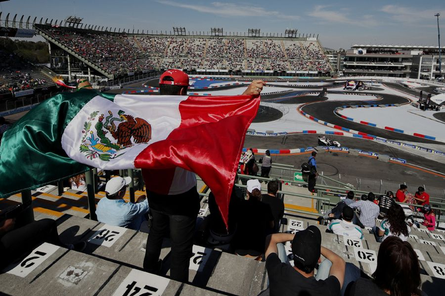2019 Race of Champions Mexico