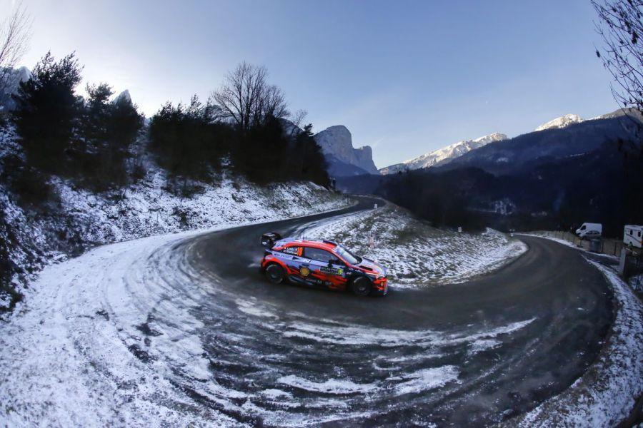 Rallye Monte Carlo, Sebastien Loeb, Hyundai