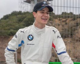Sheldon van der Linde would be the first South African in the DTM