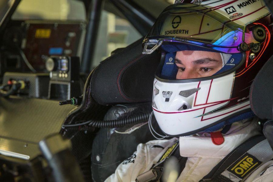 Sheldon van der Linde BMW DTM