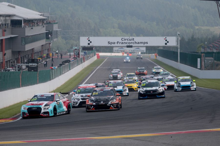 TCR Europe Spa