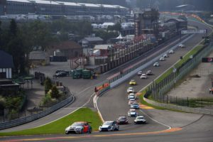TCR Europe Series, Spa-Francorchamps