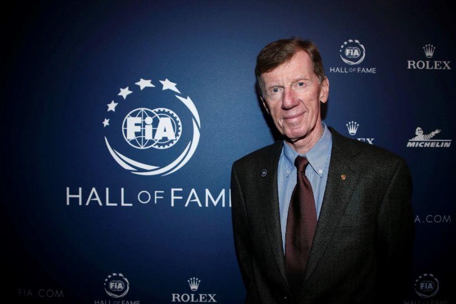 Walter Röhrl FIA Hall of Fame