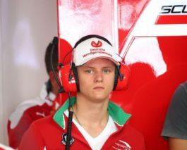 Mick Schumacher is a new member of Ferrari Driver Academy