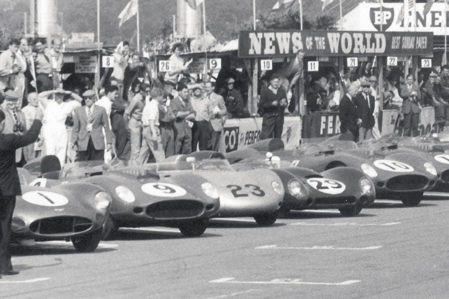 1959 RAC Tourist Trophy