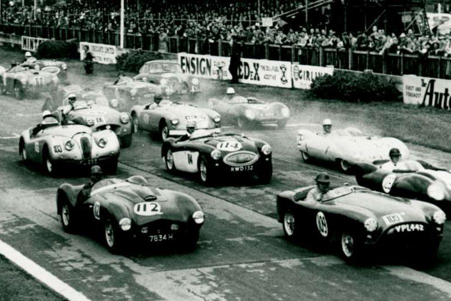 Goodwood Circuit history