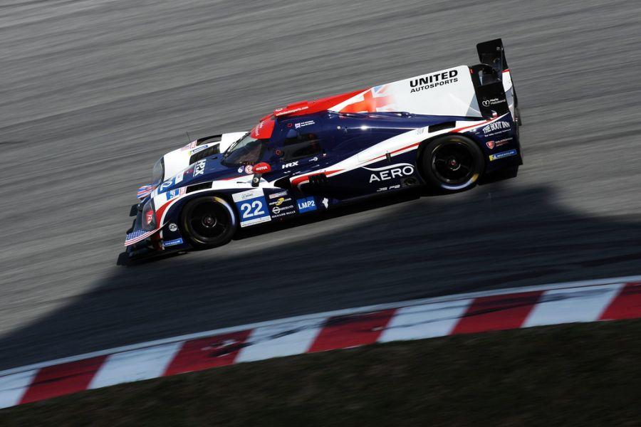 Phil Hanson and Paul di Resta won the championship in the #22 Ligier