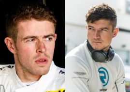2019 DTM, Aston Martin, R-Motorsport, Paul di Resta, Jake Dennis