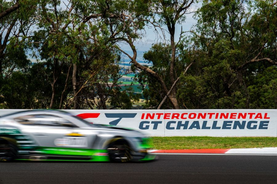 The Bathurst 12 Hour was the first round of the 2019 Intercontinental GT Challenge