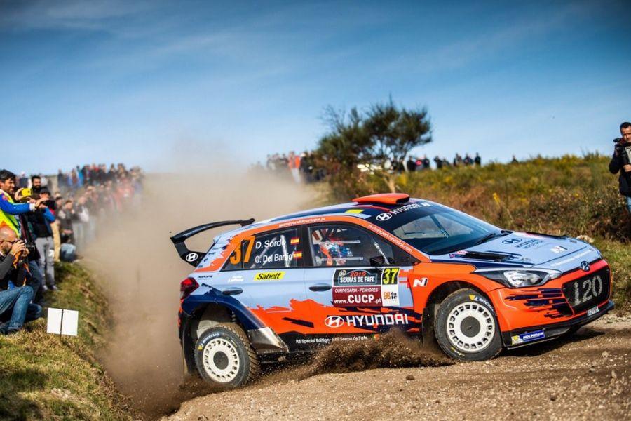 Dani Sordo Rallye Serras de Fafe, Hyundai i20 R5