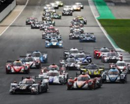 41 cars on the entry list for 2019 European Le Mans Series