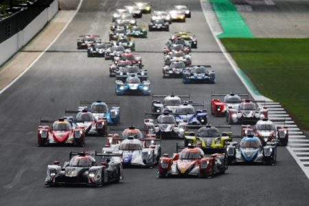 European Le Mans Series 2019 grid