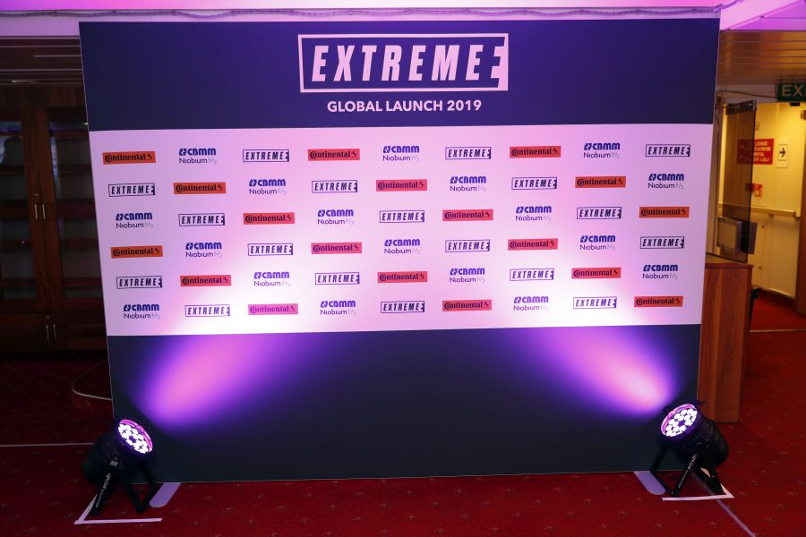 Extreme E Global Launch