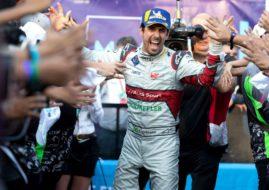 Formula E, Mexico City ePrix, Lucas di Grassi