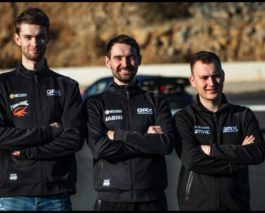 Grönholm RX is attacking World RX title with three drivers