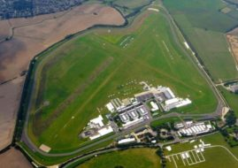 Goodwood Circuit aerial