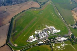 Goodwood Circuit aerial