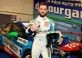 Jean-Baptiste Dubourg, Trophee Andros champion